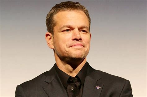 In The Closet Actors by Matt Damon Says Actors Should Stay In The Closet