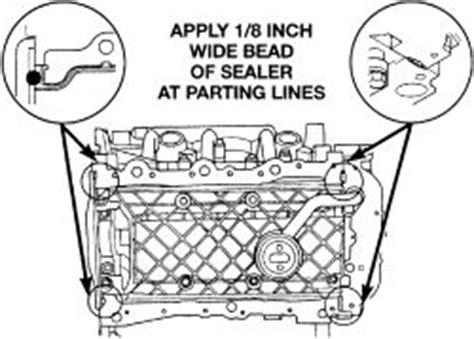 2005 chrysler 300 oil filter bolt seal install 2001 300m torque specs 3 5l oil pan connecting rod