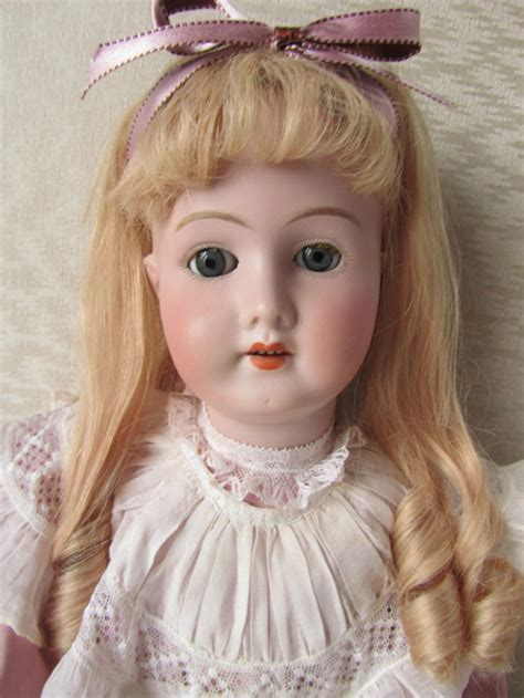 german bisque doll vntg antique german bisque doll orig compo 24 quot b 3