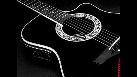 wallpaper gitar akustik keren youtube