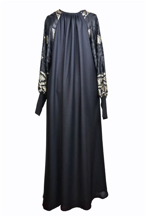 umbrella sleeves pattern just in time for the spring season abaya central