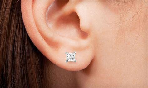 Yellow Sapphire 3 88crt Big Size earring sizes jewelry flatheadlake3on3