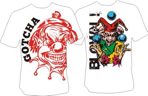 tutorial design t shirt coreldraw tshirt design joker series1 corel draw tutorial and