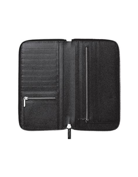 City Chic Gift Card Australia - lyst pineider city chic black zip around travel document case in black for men