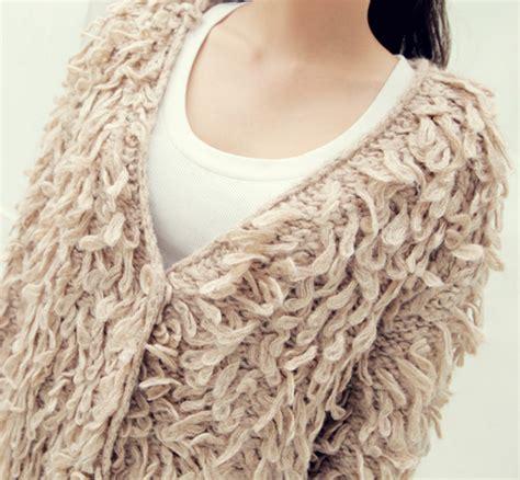 loopy knit cardigan stylenanda loopy knit cardigan kstylick