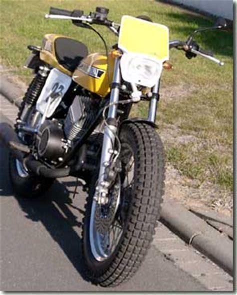 Yamaha Rd 250 Aufkleber by Die Rd 250 Dirt Track