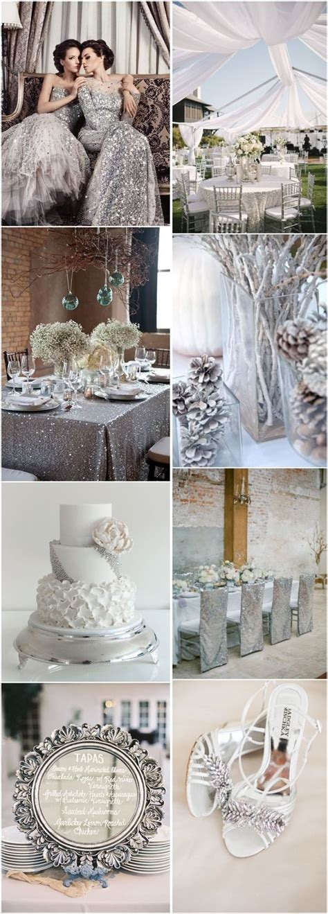best 25 silver weddings ideas on white silver wedding blue silver weddings and