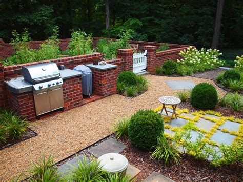 wall garden ideas garden brick wall design ideas landscape traditional with