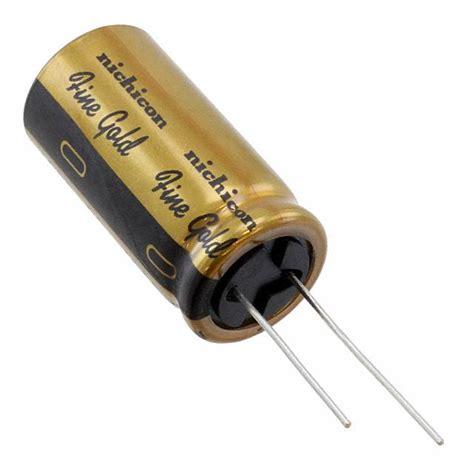 Nichicon Muse Fg Series 47uf25v ufg1j102mhm nichicon capacitors digikey