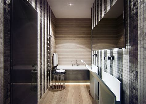 Koko Modern 35 20 masculine bathroom designs