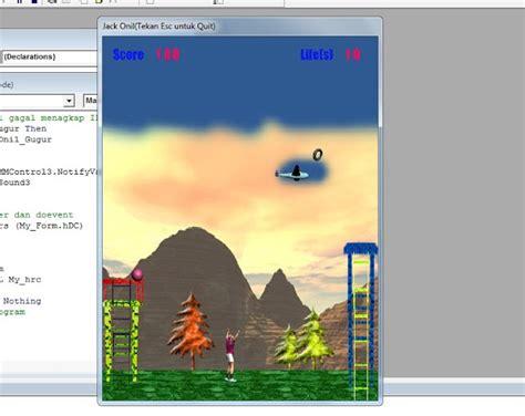 membuat game pc heriady blog jack onil bab 1 tahap awal