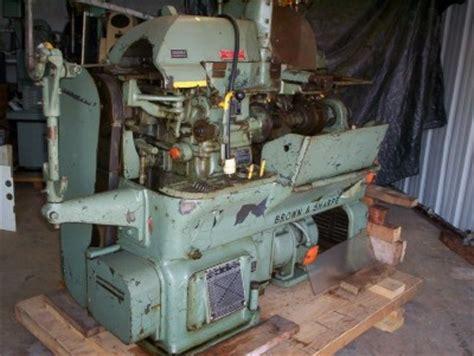 fs bs screw machine