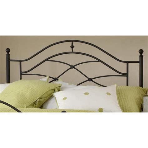 Metal Headboard King Cole Black King Metal Headboard