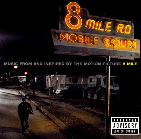 film soundtrack eminem various artists 8 mile music from and inspired by the