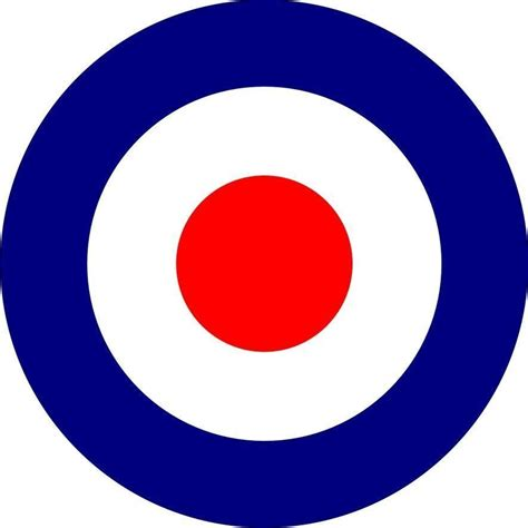 mod target sticker sold at europosters target raf mod air force round symbol logo sticker decal