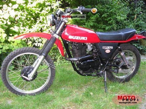 Sp 370 Suzuki Suzuki Sp 370 1978 Specs And Photos