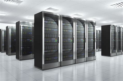 Rack In Data Center by Server Movers Data Center Movers It Equipment Movers