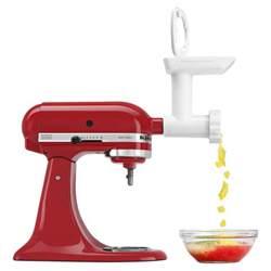 Kitchenaid Mixer Coffee Grinder Attachment Kitchenaid Fga Food Grinder Attachment For Stand Mixers