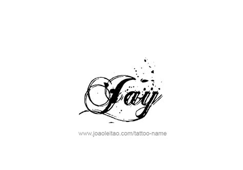 Tattoo Name Jay | jay name tattoo designs foto bugil bokep 2017
