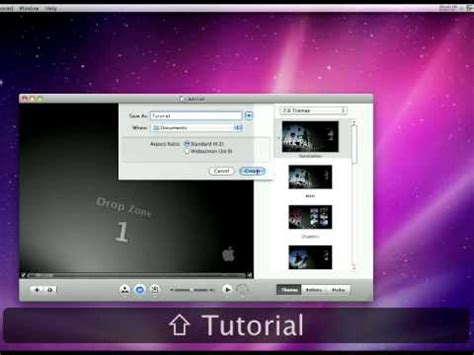 tutorial imovie for mac tutorial how to burn an imovie project to dvd hd doovi