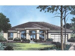 Florida Home Design by Plan 043h 0088 Find Unique House Plans Home Plans And