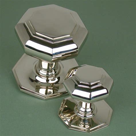 Center Door Knobs octagon nickel centre door knob exterior center door knobs