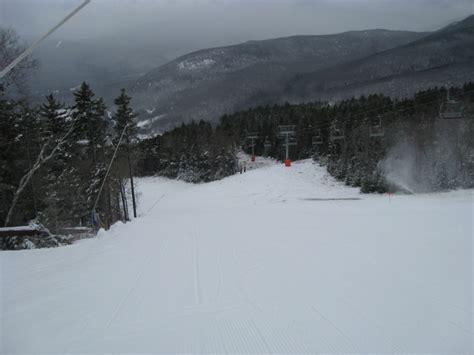 wednesday winter weather ski report at loon mountain