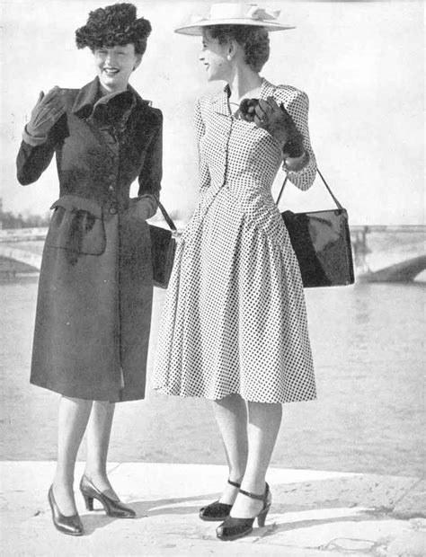 1940s women fashion fabrics 1940 s fashion young woman s wardrobe plan glamourdaze