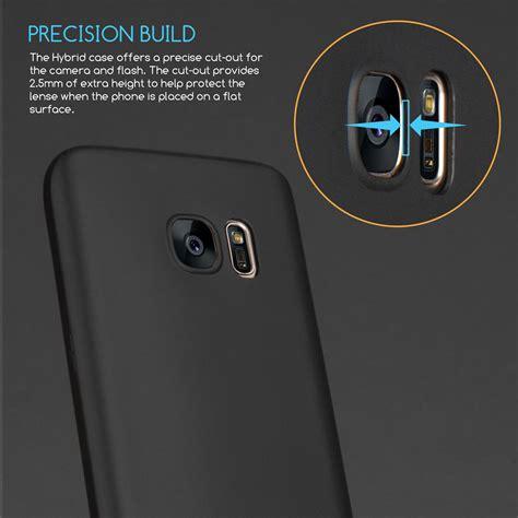 Matte Samsung S7 Edge samsung galaxy s7 edge matte silicone gel black
