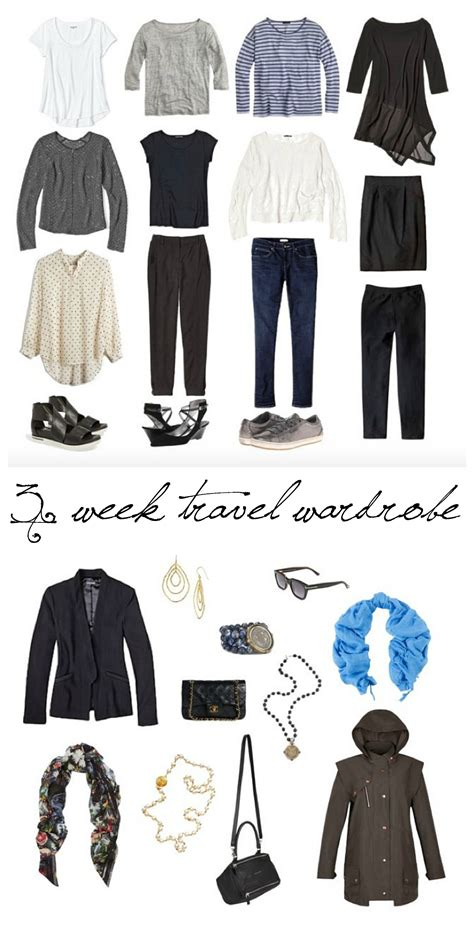 Travel Wardrobes by Travel Wardrobe Planning For 3 Weeks In Europe