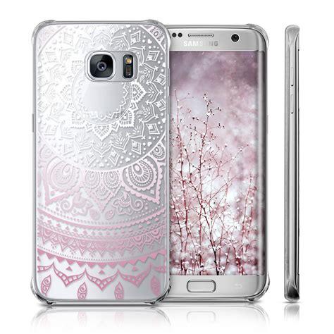 Hardcase Samsung Galaxy S7 Edge Gantungan Cover f 220 r samsung galaxy s7 edge cover schutz h 220 lle transparent ebay