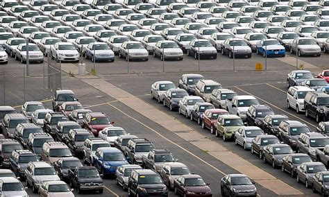 record  auto exports fill ships  carmakers  costs