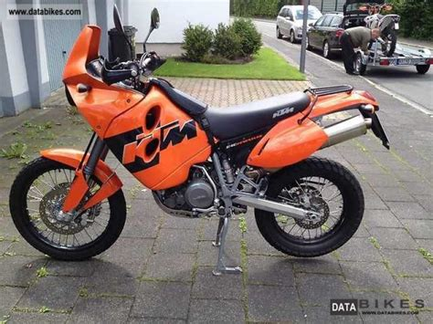 Ktm 640 Adventure R 2000 Ktm 640 Lc4 Adventure R Moto Zombdrive