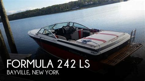 used formula boats for sale new york for sale used 1985 formula 242 ls in bayville new york