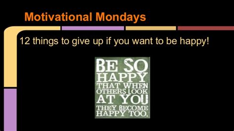 90 day challenge motivational monday 15 things to give up i