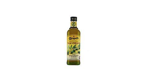 mosto fiore carapelli fior di mosto olio extravergine di oliva 0 75 l
