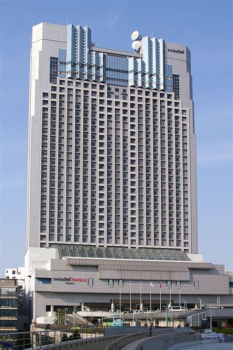 swiss hotel swiss 244 tel nankai osaka wikipedia
