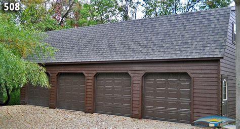 buy prefab four car garages four car garage apartment custom garage custom garage plan horizon structures