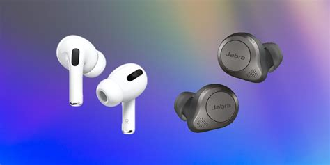 airpods pro  elite   jabras anc earbuds compare
