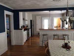 Dining Rooms With Wainscoting kitchen renovation in characters with our 1930s home