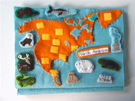 animals of the ocean for the montessori wall map animals of north america for the montessori wall map
