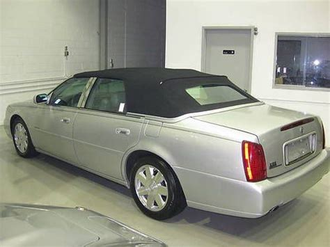 Cadillac Dts Convertible by Purchase Used 2003 Cadillac Dts Convertible In Oceanside