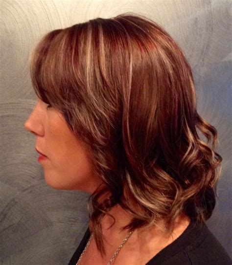 lowlight for blonde formula redken highlights and lowlights red blonde and dark