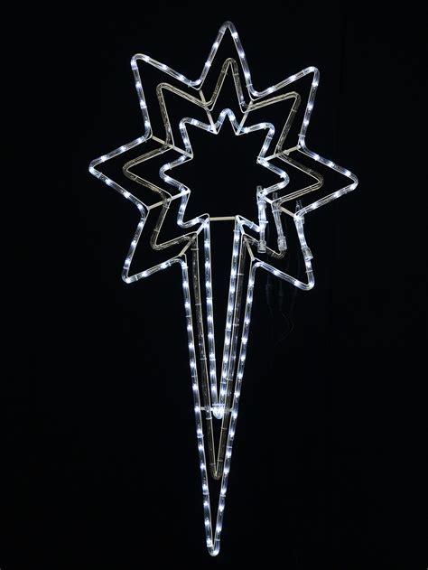 North Star Cool White Led Rope Light Silhouette 12m Rope Light Silhouette