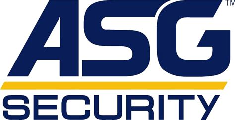 asg security customer service security guards companies