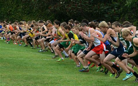 section 3 cross country results from two big invitationals mcquaid and east ej