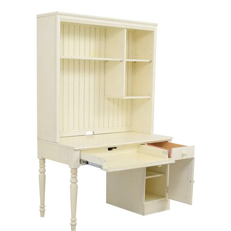 ethan allen desk with hutch 89 ethan allen ethan allen vanilla wood desk with
