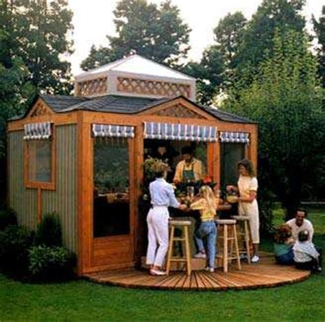 Shed Kitchen by Weekend Woodworking Projects Free Shed Outdoor Kitchen