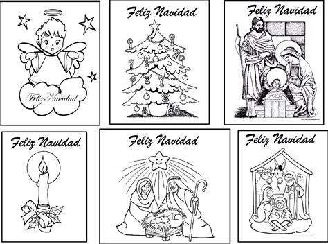 imagenes navideñas para colorear en pdf dibujos navide 241 os para colorear descarga gratis