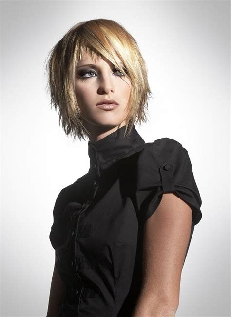 best day to cut hair for length march 2015 medium blonde straight coloured choppy layered womens